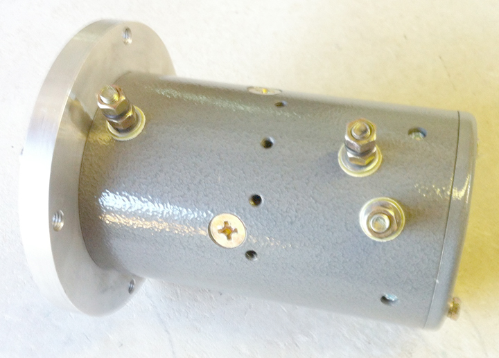 Kirby elecrtic DC motor 3 hp 12 volt D.C. MOTOR permanent magnet