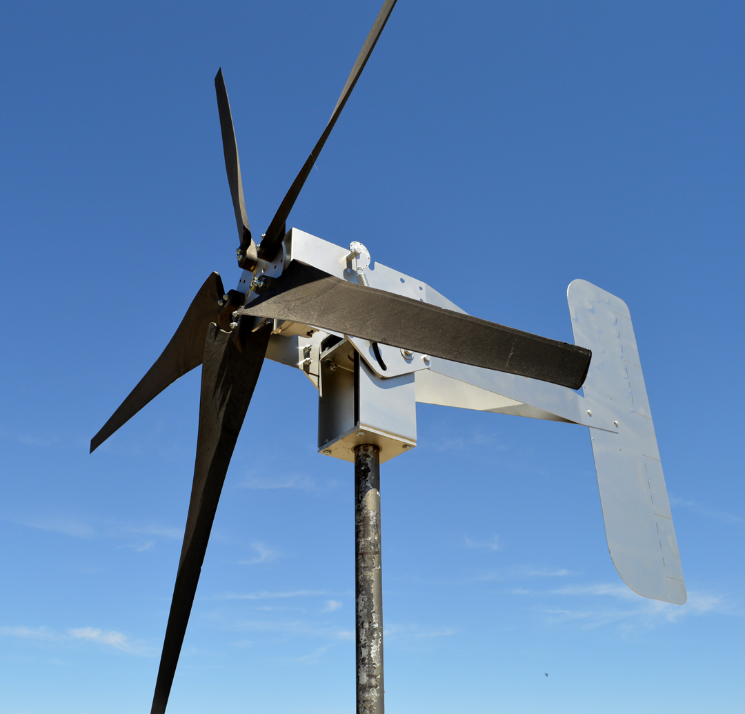Typhoon Up Tilter Wind Turbine Generators And Turbines From 24 Volt Wiring Diagram Home Power Sustainable Energy