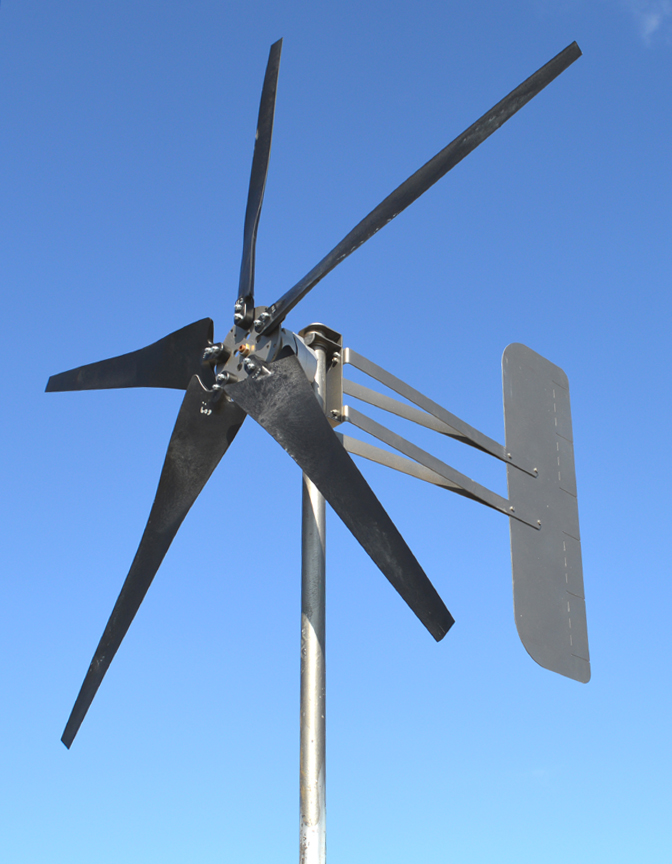 Wind generators and turbines from home power and sustainable