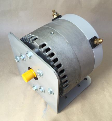10 hp Permanent Magnet Motor Generator PMG Manta ideas 10 hp motor