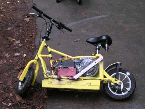 Manta ideas 10 hp motor DC 8 hp electric 5 hp electric